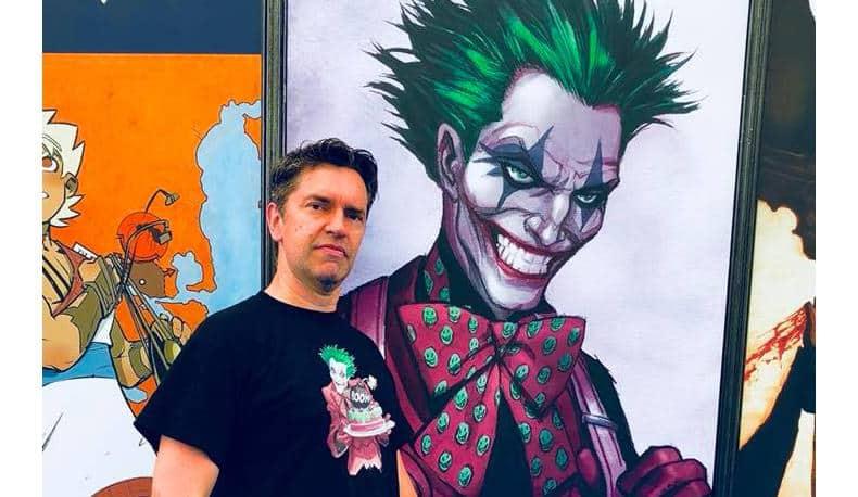 Comic Salon Erlangen: intervista ad Enrico Marini