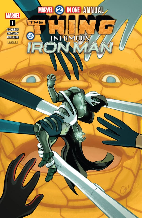 Marvel-Two-In-One-Annual-1_First Issue