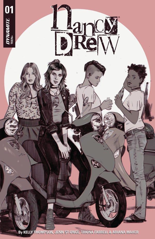 Nancy-Drew-1_First Issue