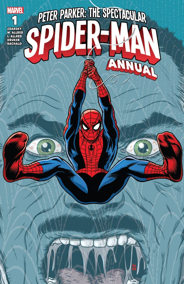 Peter Parker - The Spectacular Spider-Man Annual-1