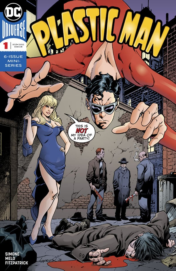 Plastic-Man-1_First Issue