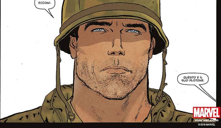 Anteprima di Punisher – The Platoon