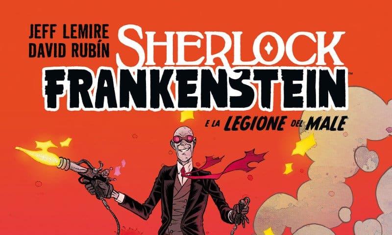 """Bao pubblica """"Sherlock Frankenstein e la legione del male"""""""
