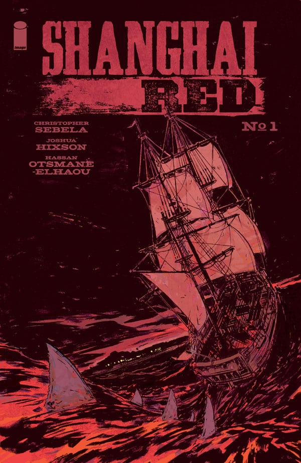 Shanghai-Red-1_First Issue