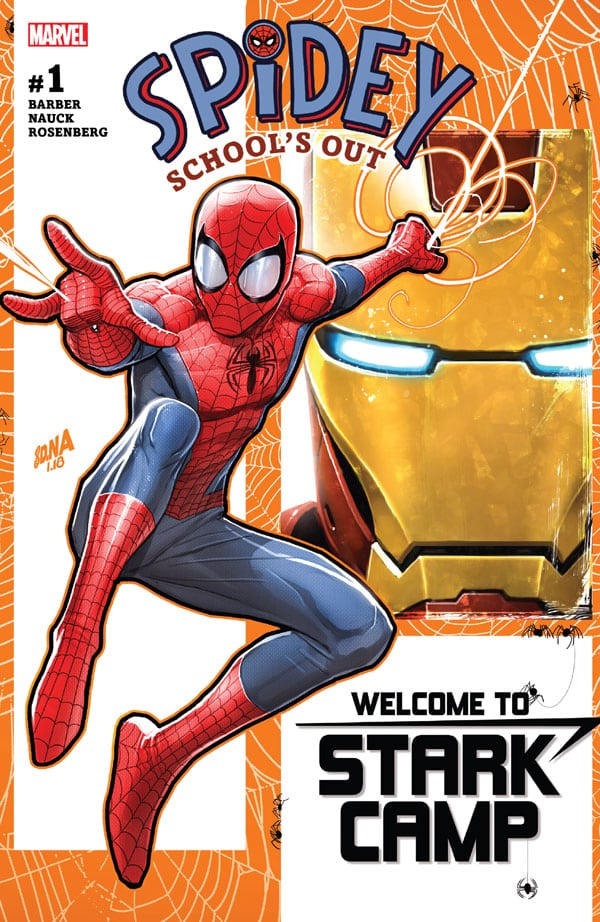 Spidey-Schools-Out-1_First Issue