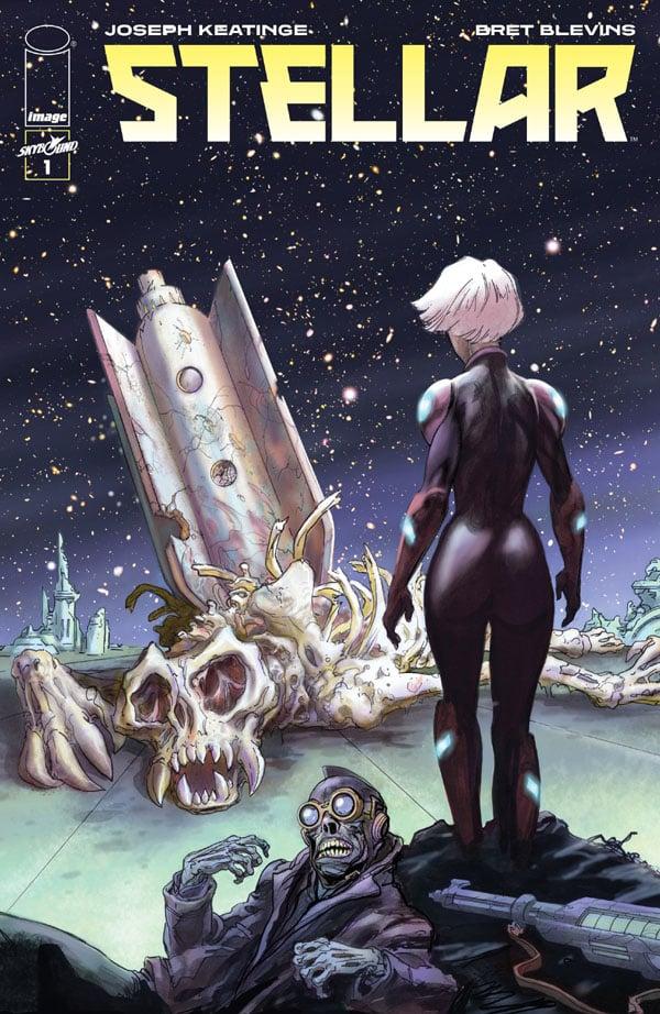 Stellar-1_First Issue