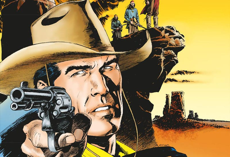 Tex #692 – Johnny il Selvaggio (Ruju, Ginosatis)