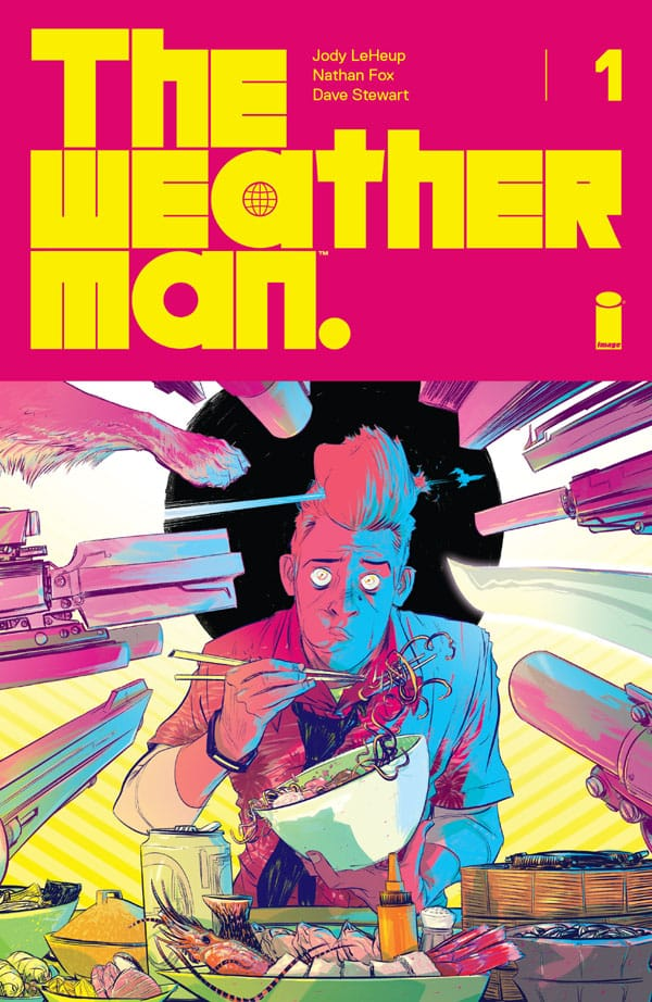 The-Weatherman-1_First Issue