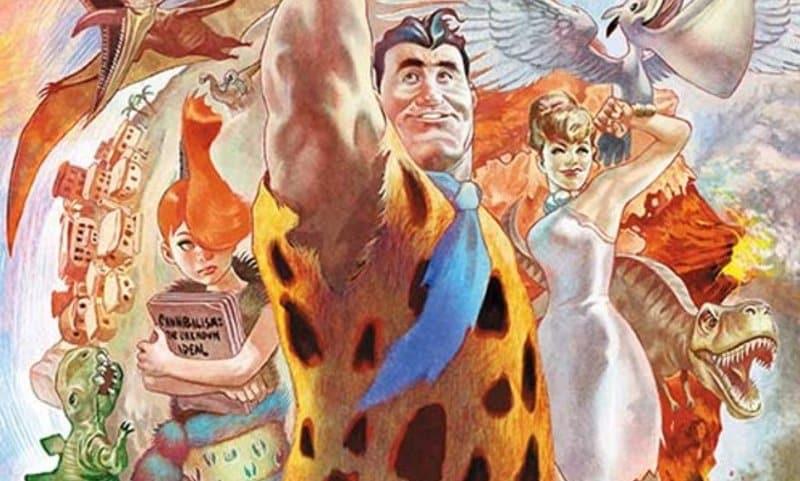 I Flintstones di Mark Russell: metafora del nostro tempo
