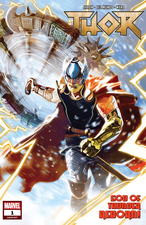Thor-1_First Issue