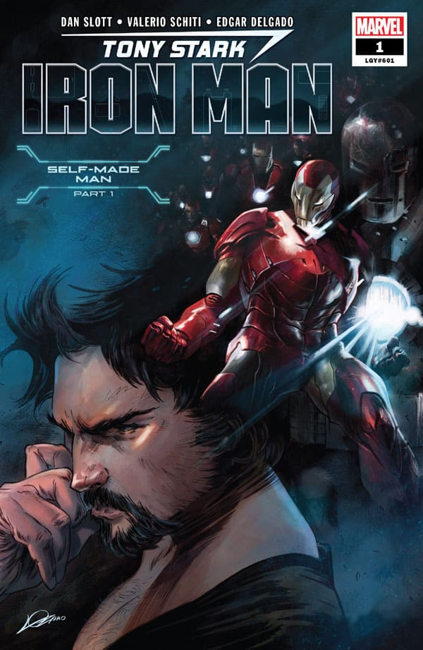 Tony Stark - Iron Man 1