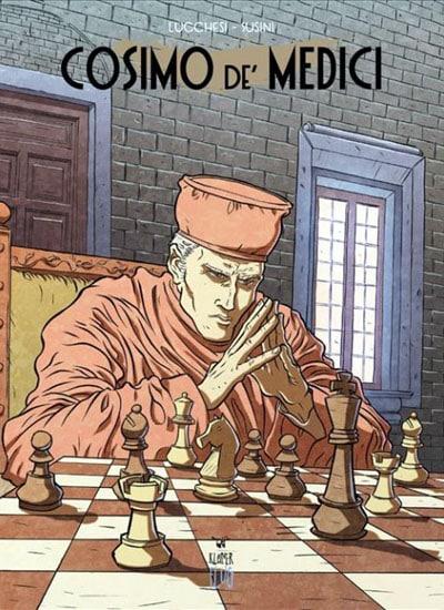 Cosimo de Medici, il padre di Firenze a fumetti_Recensioni