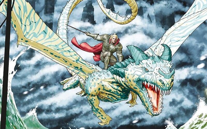 Dragonero #61 – Oltre le tempeste (Luca Enoch)