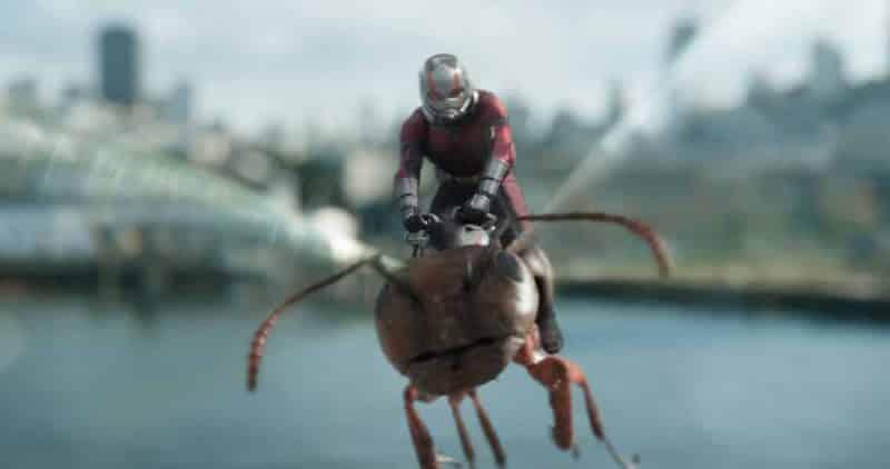Ant-Man and the Wasp: prime stime per il debutto al Box Office