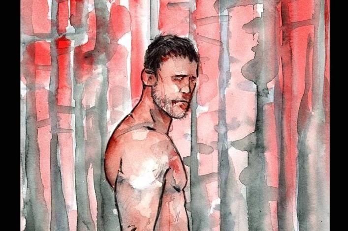 Giovanni Timpano cover artist per Baionetta, nuovo progetto Edizioni Inkiostro