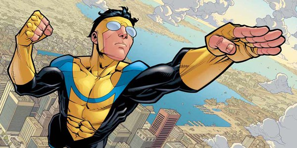 Amazon ordina serie animata di Invincible