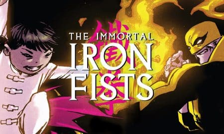 iron fist evid
