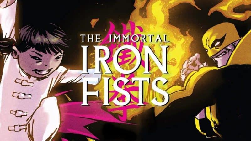 I due Iron Fist: combattere per crescere insieme