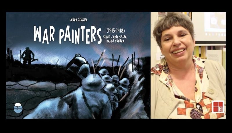 L'arte e la Grande Guerra: intervista a Laura Scarpa