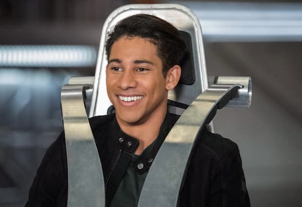 Legends of Tomorrow: Keiynan Lonsdale non tornerà nella quarta stagione