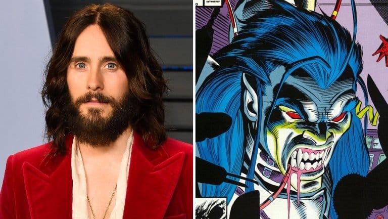 Jared Leto sarà Morbius nello spin-off Sony