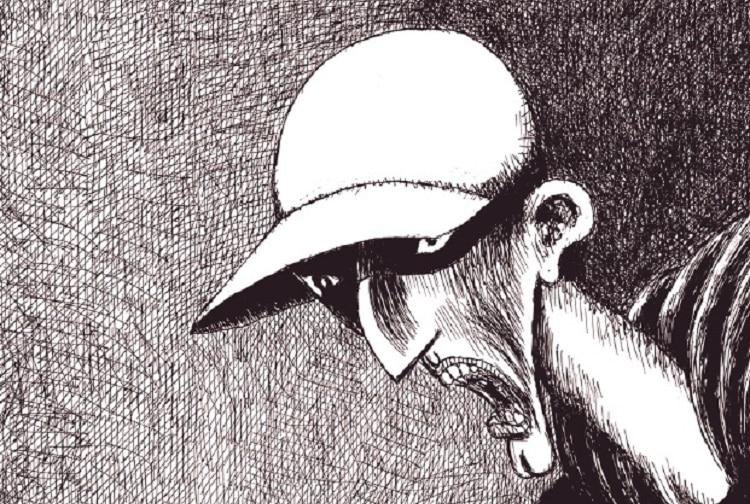 La guerra di Minkiaman: la visione estrema di Gianni Allegra