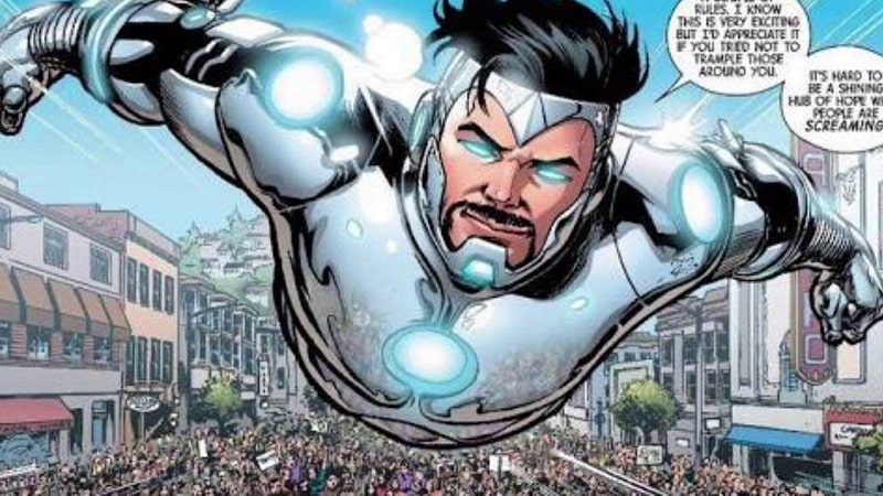 Superior Iron Man – Extremis 3.0. Il cavaliere inesistente.