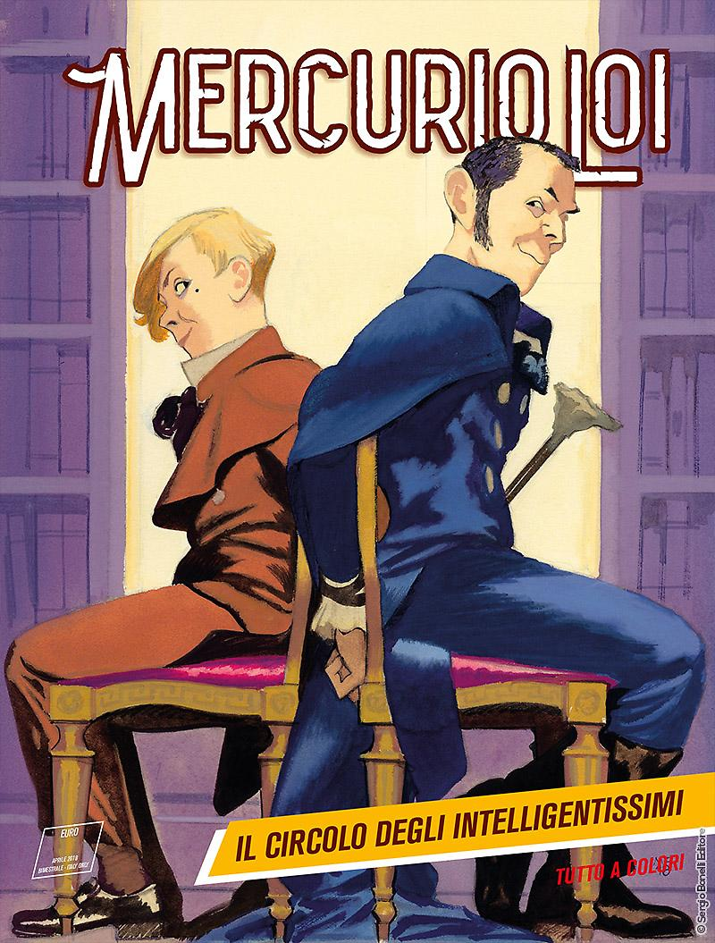 Mercurio Loi: l'inconsistente ricerca del posto giusto nel mondo
