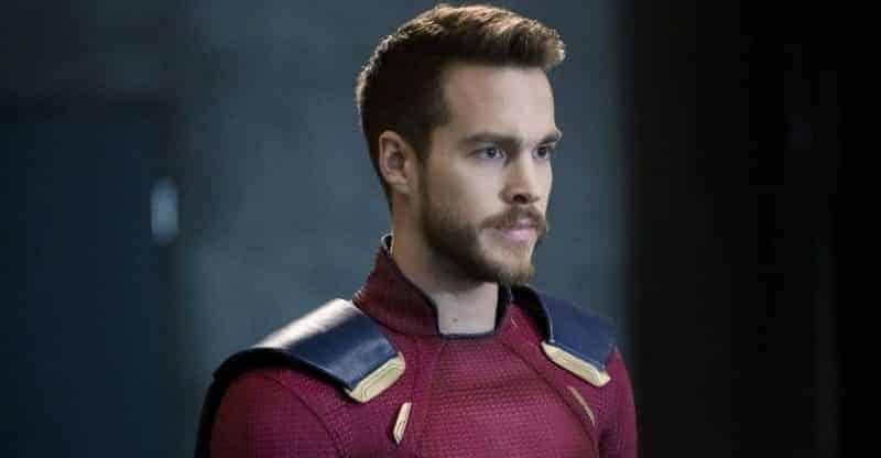 Supergirl: Chris Wood non tornerà nella quarta stagione