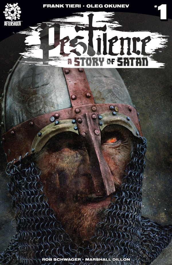 pestilence_a_story_of_satan-1_First Issue
