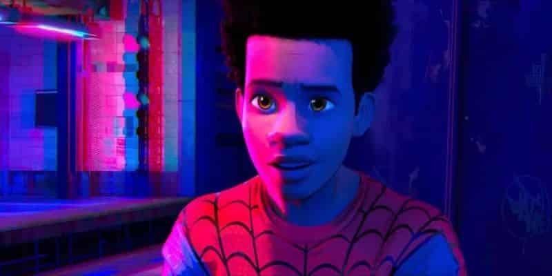 Spider-Man: Un Nuovo Universo – Record di visualizzazioni per il trailer