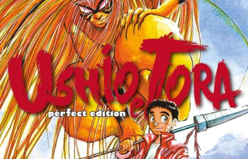 Disponibile Ushio e Tora Perfect Edition # 20