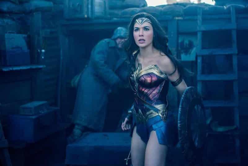 Wonder Woman 2: Geoff Johns svela criptico logo