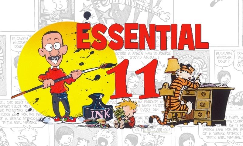 Undici temi ricorrenti in Calvin e Hobbes