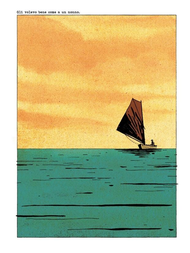 Il vecchio e il mare (Murat)_BreVisioni
