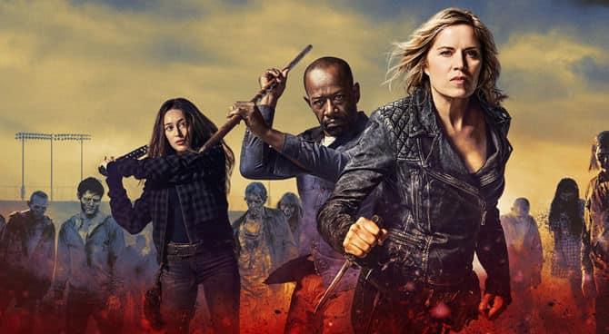 Fear The Walking Dead rinnovato per quinta stagione