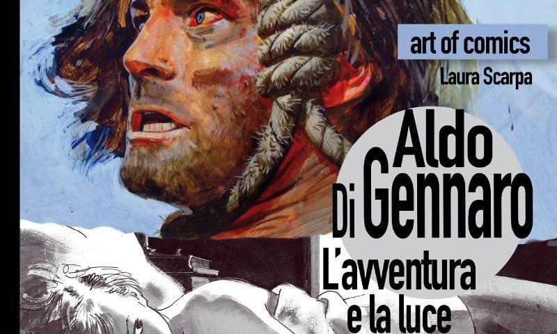 """Presentazione """"Aldo di Gennaro – L'avventura e la luce"""""""