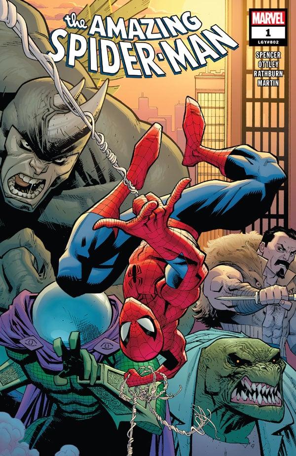 Amazing-Spider-Man-1_First Issue