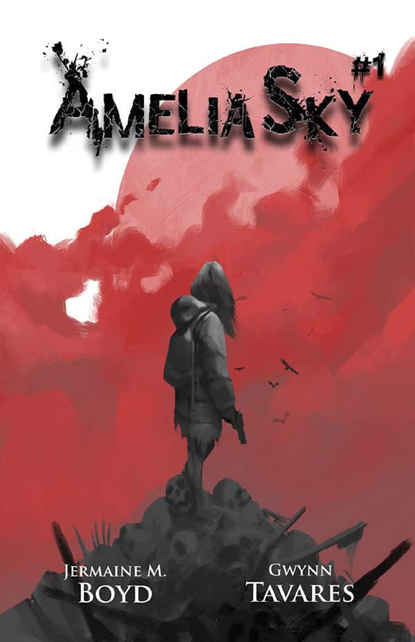 Amelia-Sky-1_First Issue