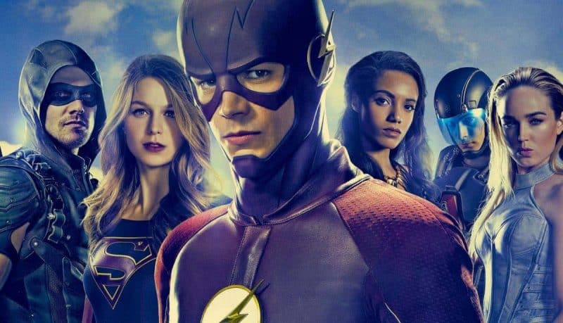 SDCC2018 – Novità per Supergirl, Arrow, The Flash e Legends of Tomorrow