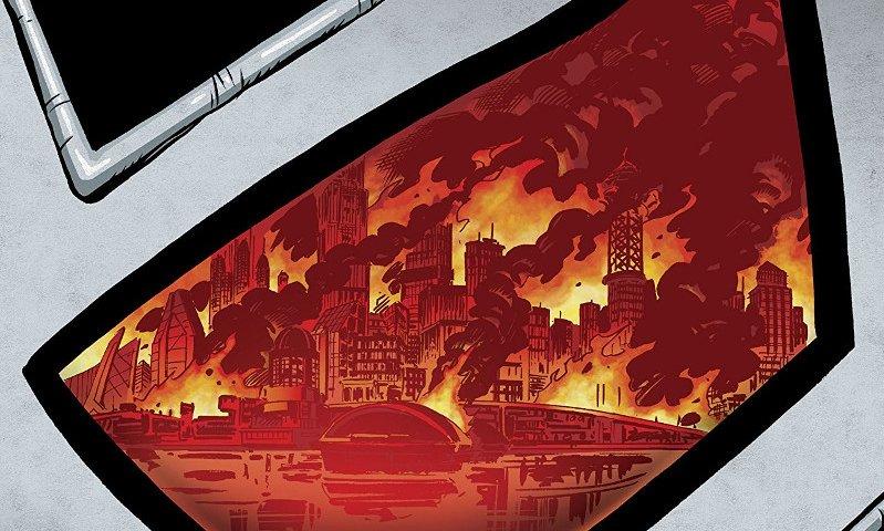 Bane: Conquista – Vol. 1 (Dixon, Nolan, Wright)