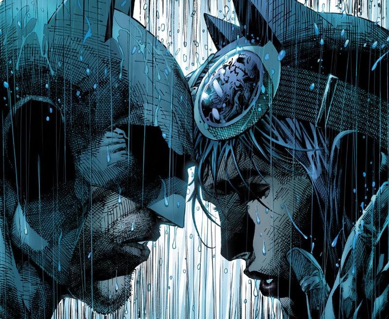 Batman #50 (King, Janìn e AA.VV., Cheung)