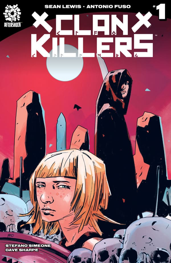 Clankillers-1_First Issue