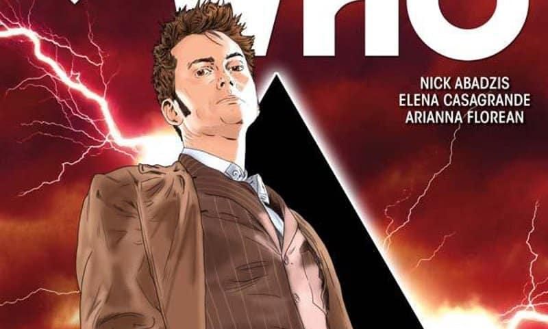 Doctor Who: Il Decimo Dottore vol. 3 – La fonte dell'eternità (Abadzis, Casagrande, Carlini, Stott)