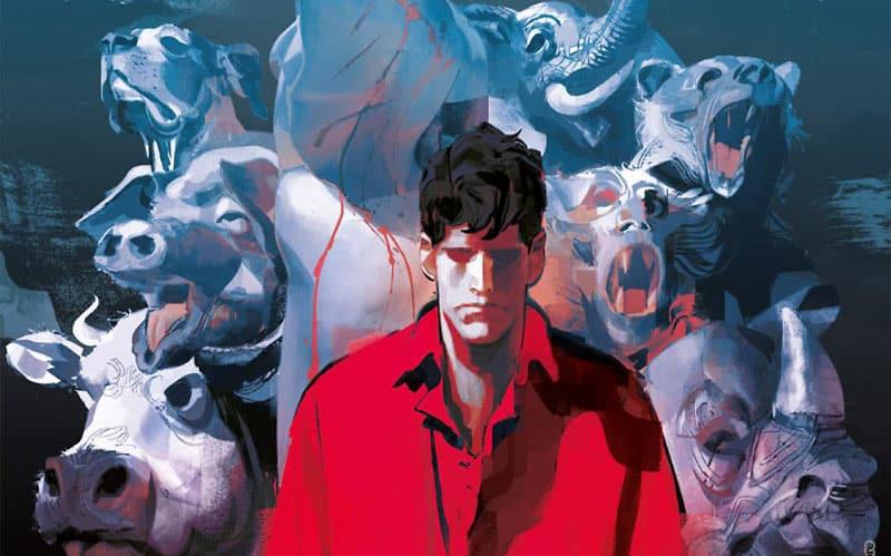 Dylan Dog e Dario Argento: l'incontro tra due icone dell'horror