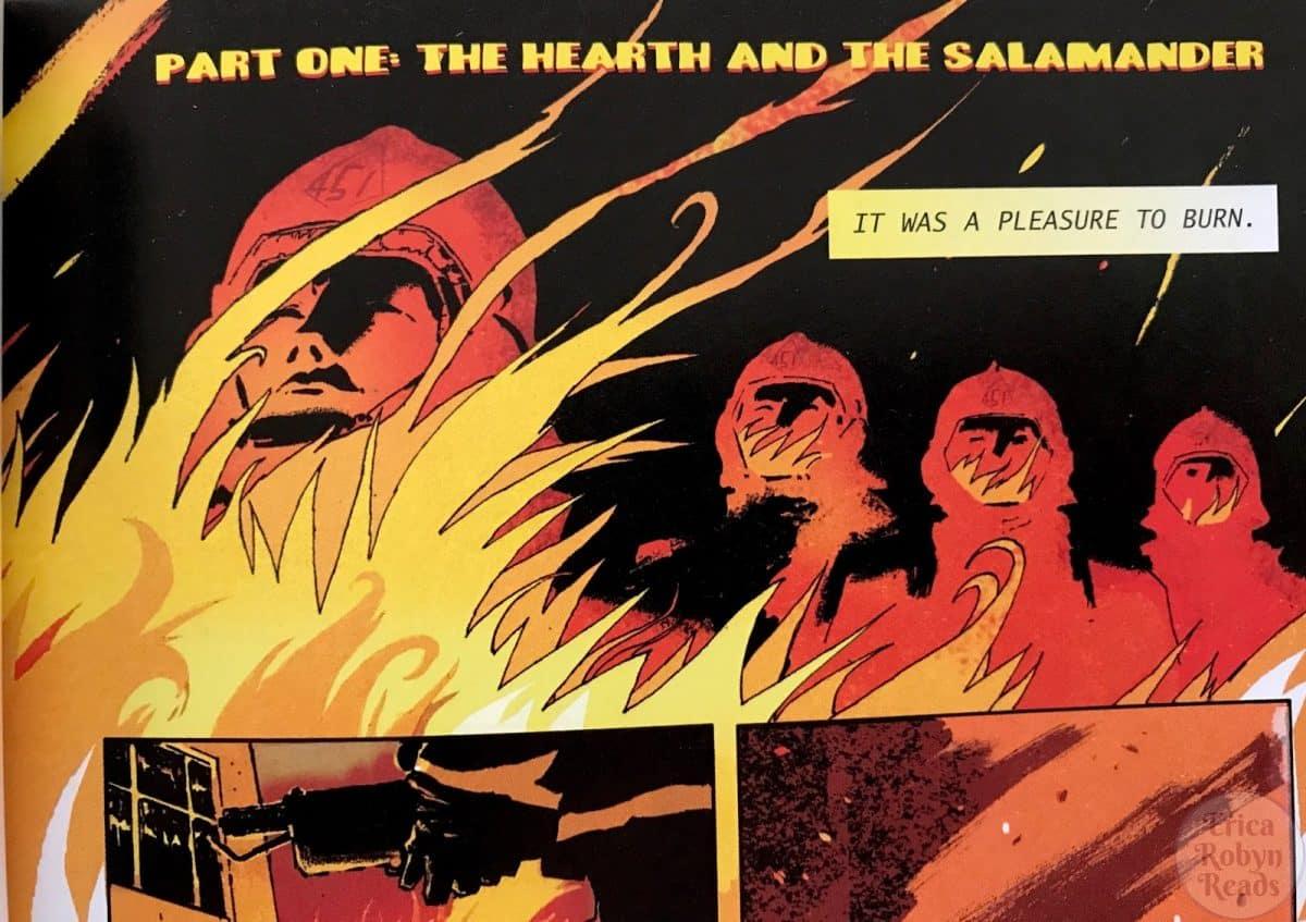 Nel falò di Ray Bradbury sopravvivono i fumetti