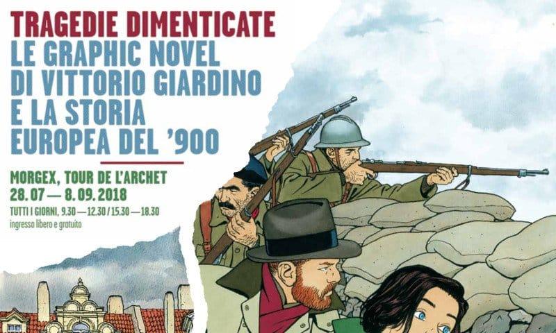 Aperta la mostra su Vittorio Giardino