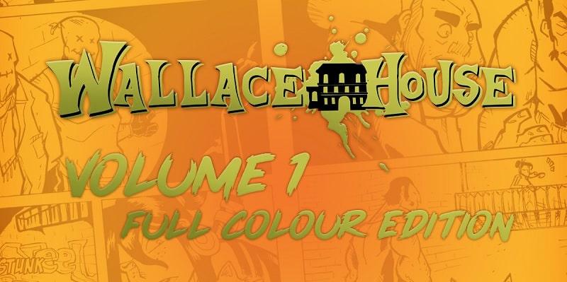 Wallace House della Green Moon Artists: ritorno a colori