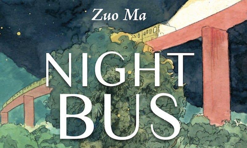 "Bao pubblica ""Night Bus"" di Zuo Ma"