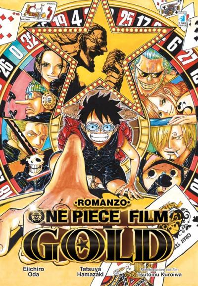 """Star Comics pubblica il romanzo di """"One Piece Gold: Il film"""""""